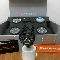 Hamilton Khaki Aviation Takeoff Chronograph Automatic Limited...
