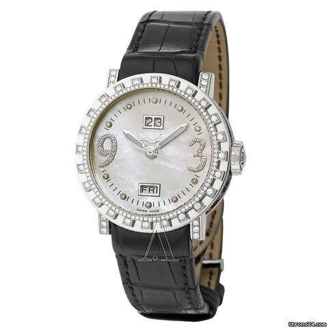 Dewitt Women&amp;#39;s Academia Grande Date Watch