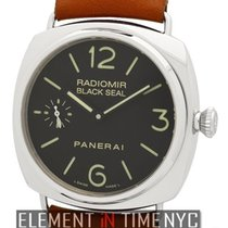 Panerai Radiomir Collection Radiomir Black Seal Stainless...