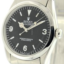 Rolex Explorer I Stainless Steel Black Dial 36mm Circa 1967...