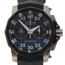 Corum Admiral's Cup, Leap Second 48, Ref: 895.931.06