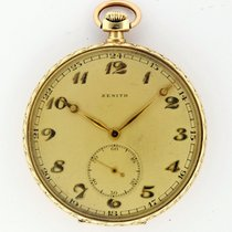 Zenith Art Deco Pocket watch