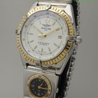 Breitling Antares Automatic D10047 -Stahl-Gold 18k