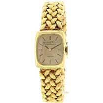 IWC Ladies Vintage IWC Schaffhausen 18K Yellow Gold Watch By...