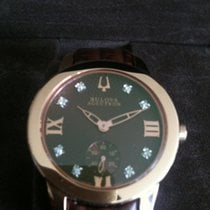 Bulova Accutron Masella Diamond Brown b0 64P103