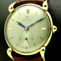 Rolex Vintage Precision 18 kt yellow gold, ref.4332