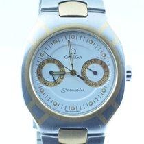 Omega Seamaster Professional Herren Uhr Quartz 36mm Stahl/gold...