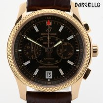 Breitling Bentley Mark VI Rosegold Chocolate Dial