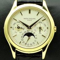 Patek Philippe Perpetual Calendar 18 kt Yellow Gold, ref.3940,...