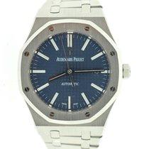 Audemars Piguet Royal Oak 41mm blue dial Boutique