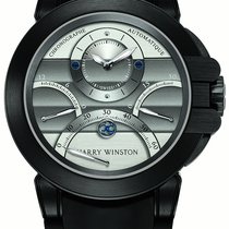 Harry Winston Ocean Triple Retrograde Chronograph 44mm...
