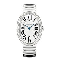 Cartier Baignoire Manual Mid-Size Watch Ref WB520010