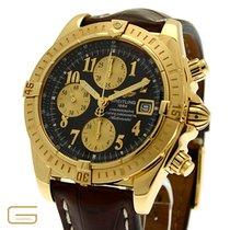 Breitling Chronomat Evolution 18K.Gold Ref.K13356