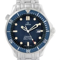 Omega Seamaster Professional James Bond Blue Dial Watch...