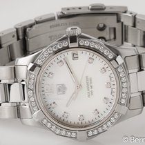 TAG Heuer - Ladies Aquaracer Midsize : WAF1313.BA0819