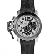 Graham Chronofighter Oversize 2CCAC.S01A.K92S