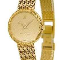 Audemars Piguet Lady's 18K Yellow Gold  Classique Dresswatch.