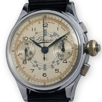 Bovet Military Chronograph with flyback circa 1940's