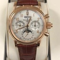 Patek Philippe Annual Calendar Regulator white Gold 5235G