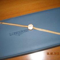 浪琴 (Longines) orologio donna con bracciale oro
