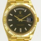 Rolex Day-Date Yellow Gold / Diamond hour markers 40MM