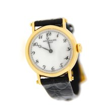 Patek Philippe Lady Officer Calatrava 18K Yellow Gold