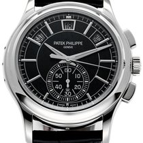 Patek Philippe 5905P-010 Complications Day-Date Annual...