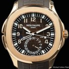 Patek Philippe Ref# 5164A Aquanaut, Tiffany, Dual Time Zone,...