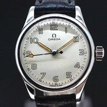 Omega White dial Caliber 26,5 aus 1944 Super Zustand