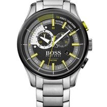 Hugo Boss 1513336 Yachting Timer II Stahlband 46mm 10ATM
