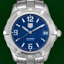 TAG Heuer Exclusive 2000 Automatic 39mm Date Blue dial