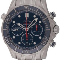 Omega - Seamaster Diver 300M Chronograph : 212.30.44.50.03.001