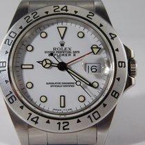 Rolex Explorer II ref. 16570  NEVER POLISHED