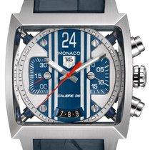 TAG Heuer Monaco 24 Steve McQueen Chronograph CAL5111.FC6299