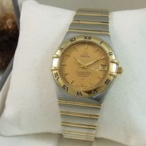 Omega Constellation Automatic Chronometer Saphir Glas Stahl /...