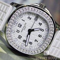 Patek Philippe Aquanaut Luce Pure White