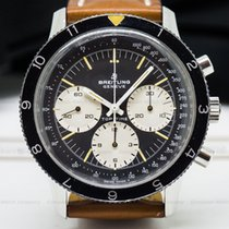Breitling 7656 Co Pilot Top Time 7656 Circa 1970 (25513)