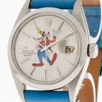 Rolex Oyster Perpetual Date Mickey Mouse Ref.1500 Vintage