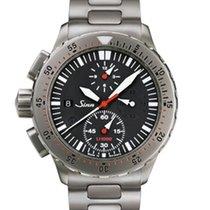 Sinn U1000 (EZM 6) Diver`s Chronograph NEW