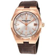 Vacheron Constantin Overseas Automatic Silver Dial Mens Watch...