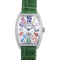 Franck Muller Color Dreams Womens Quartz Stainless Steel Watch...