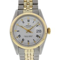 Rolex Oyster Perpetual Date 18K YG/SS 1501