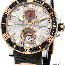 Ulysse Nardin Maxi Marine Diver Titanium - 265-90-3/91