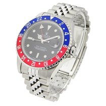 Rolex Used GMT Master 1 with Pepsi Bezel