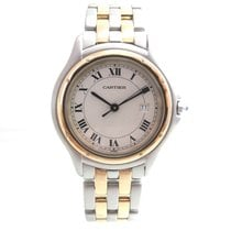 Cartier Cougar Panthere  Revisioniert Medium
