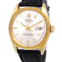 Rolex 18K Gold Oyster Perpetual DateJust 1607
