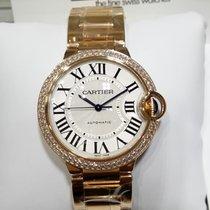 Cartier Ballon Bleu 18K Pink Gold 36mm [NEW]