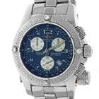 Breitling Emergency Mission Chronograph A73321 DiamondSteel...