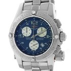 Breitling Emergency Mission Chronograph A73321 DiamondS...
