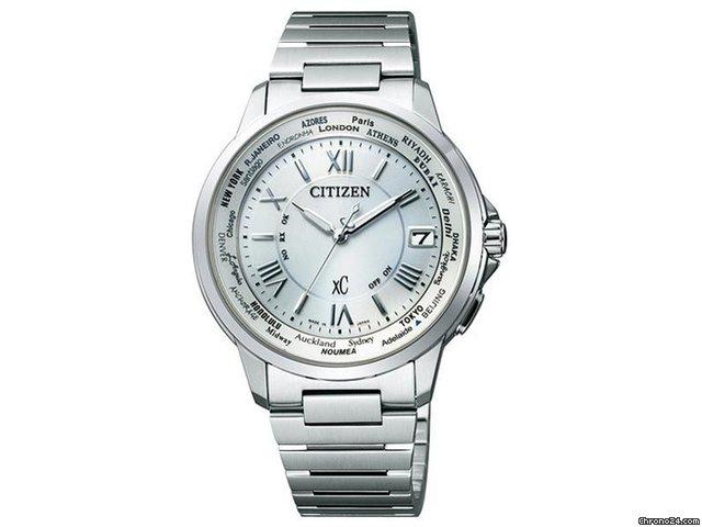 Wrist Watches Citizen Xc Watch Manual